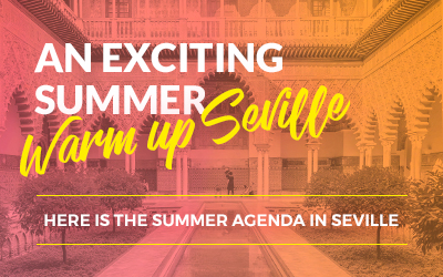 Summer agenda in Seville
