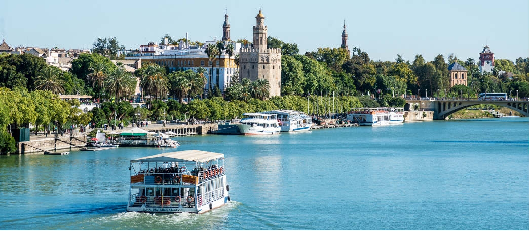 The Guadalquivir River